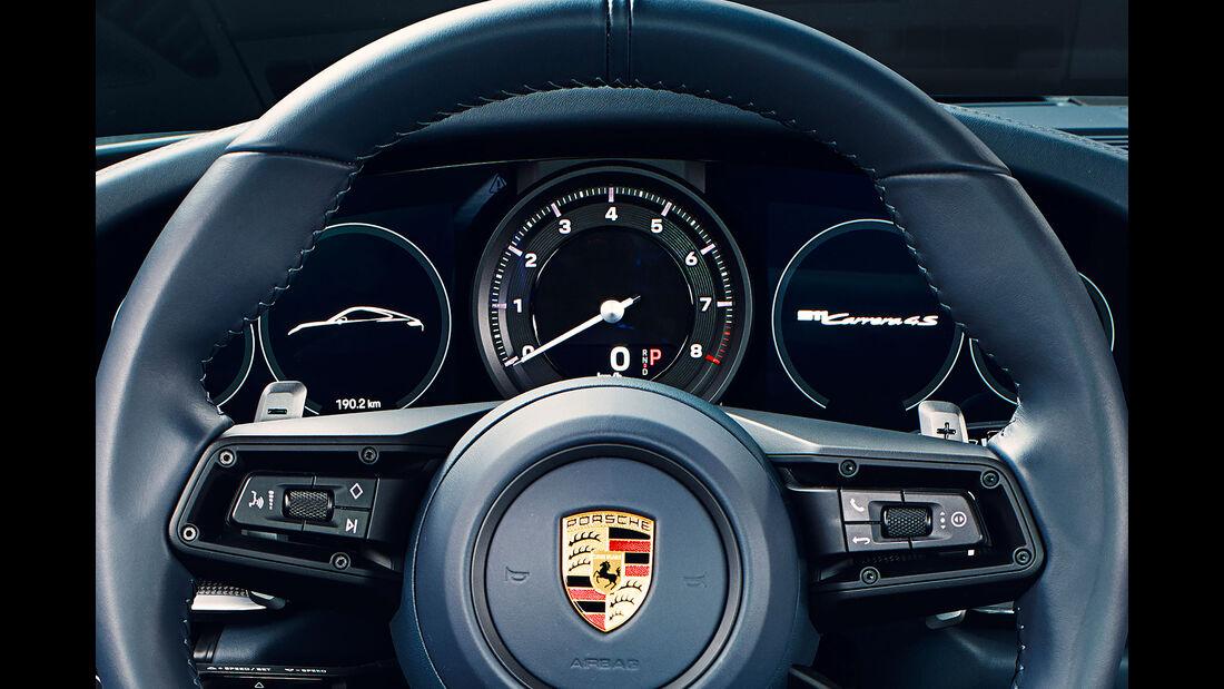 Porsche 911 992 Innenraum