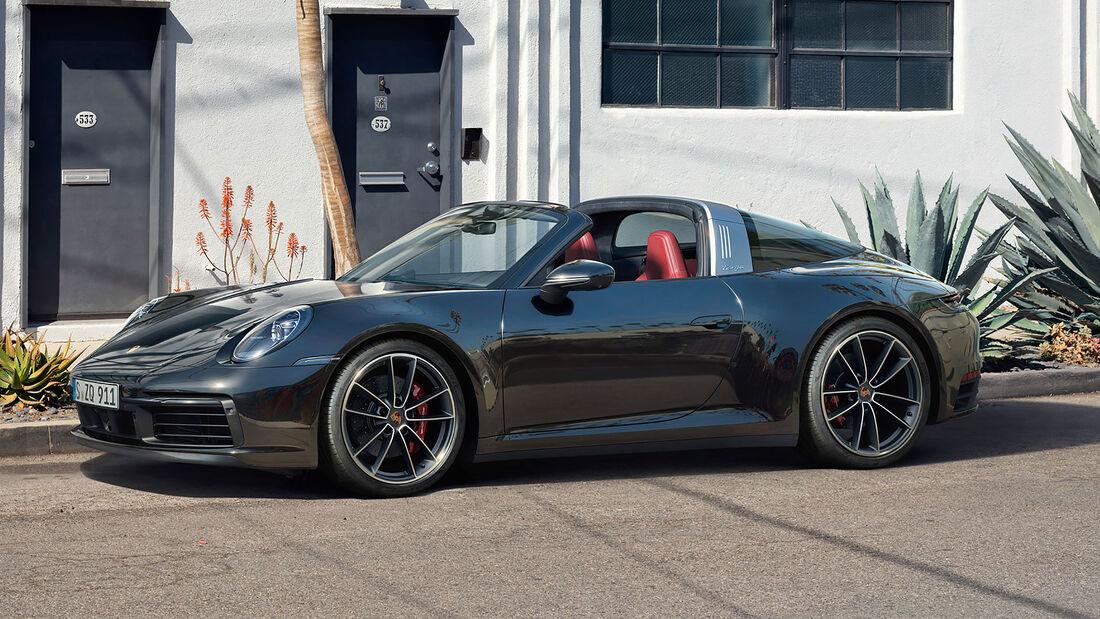 Porsche 911 992 Targa 4 Targa 4S (2020)