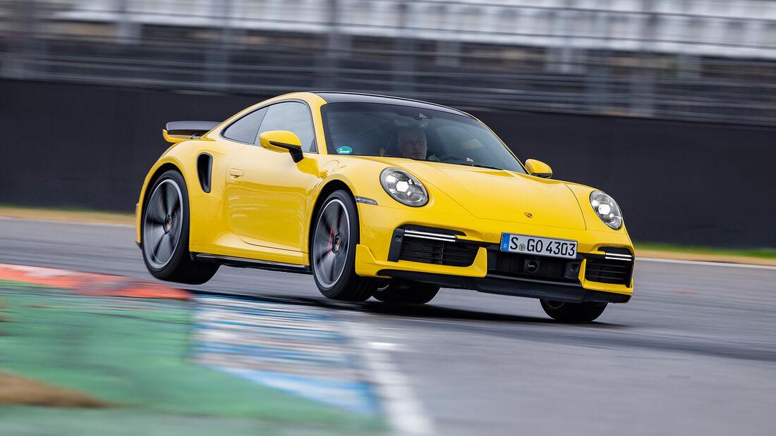 Porsche 911 992 Turbo