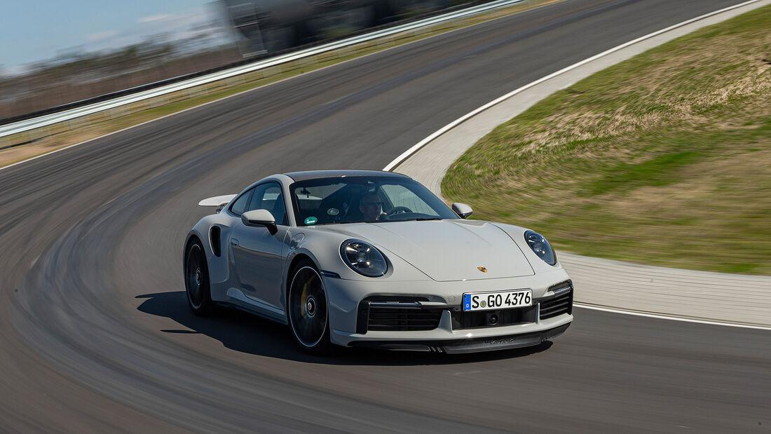 Porsche 911 992 Turbo S