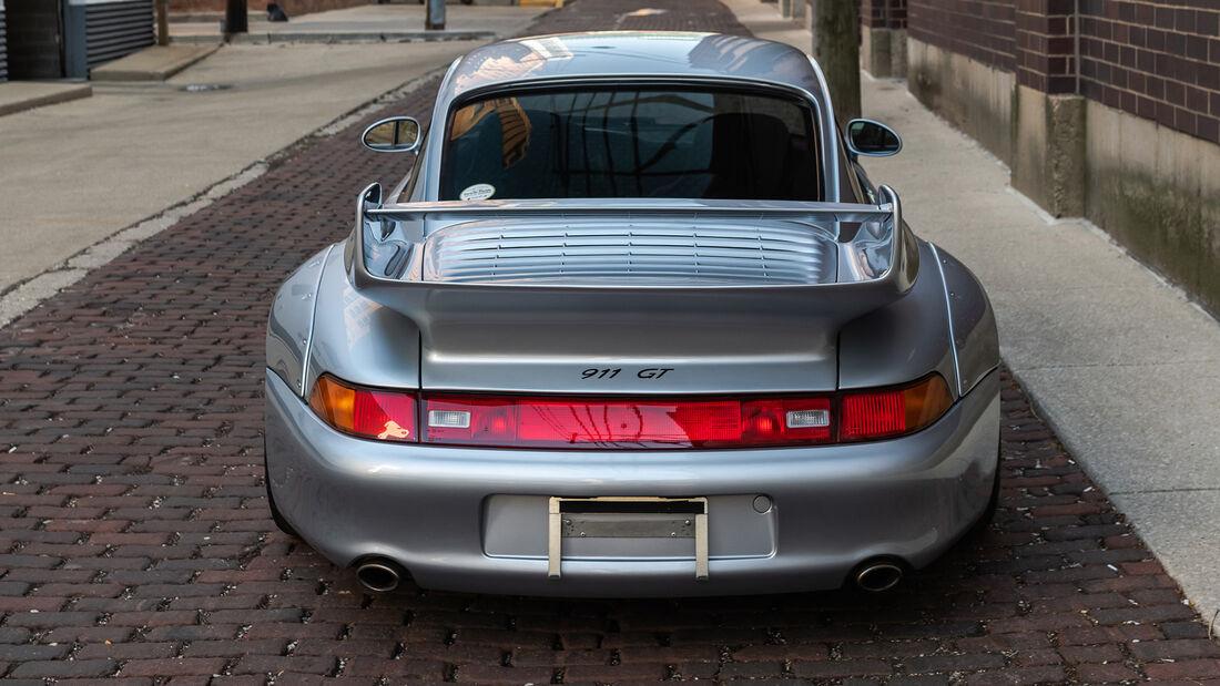 Porsche 911 (993) GT2 Auktion