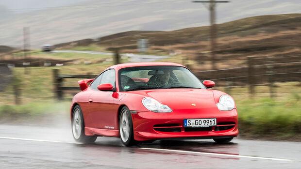 Porsche 911 996 GT3