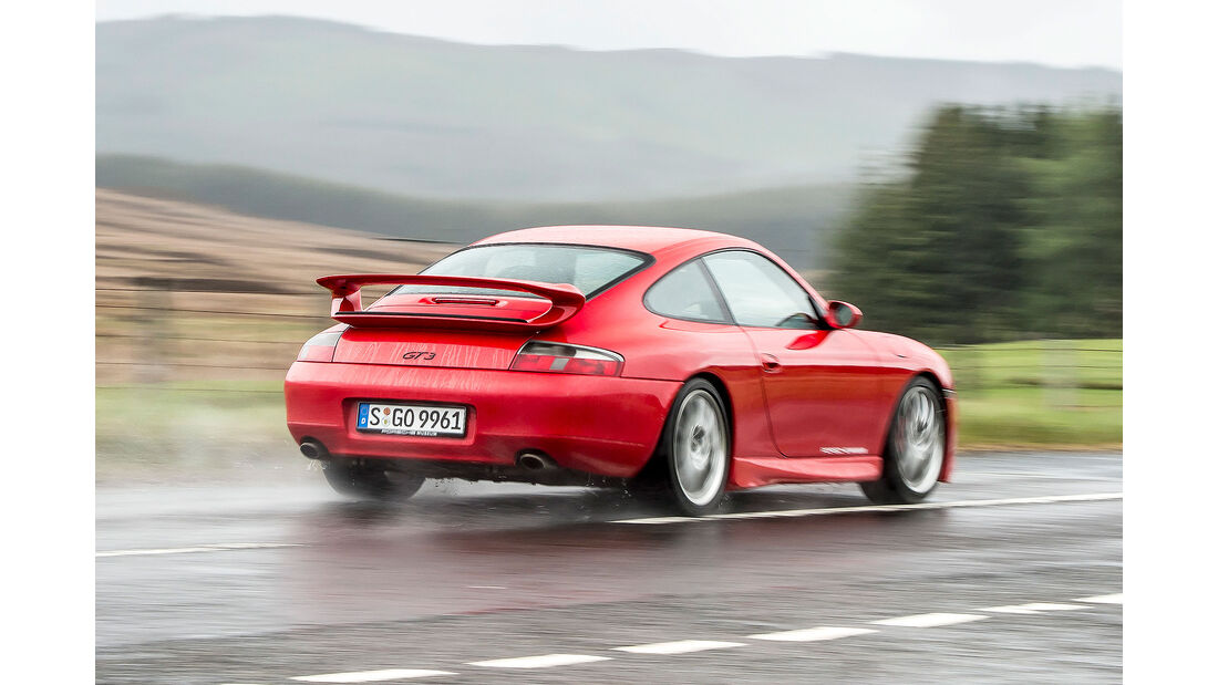 Porsche 911 996 GT4