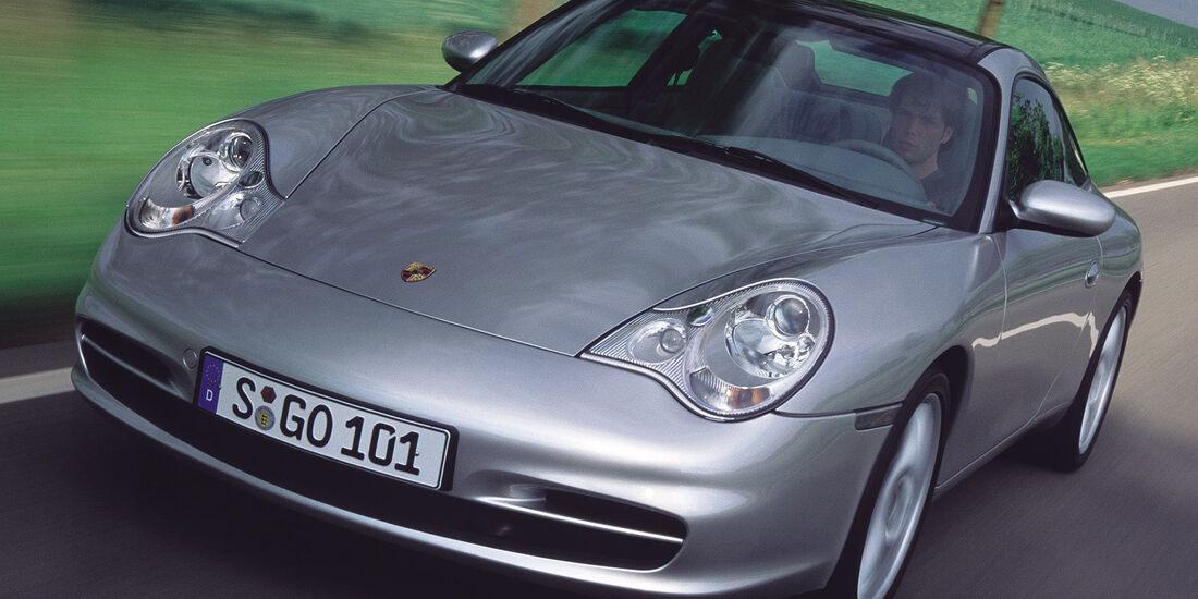 Porsche 911 (996) Targa