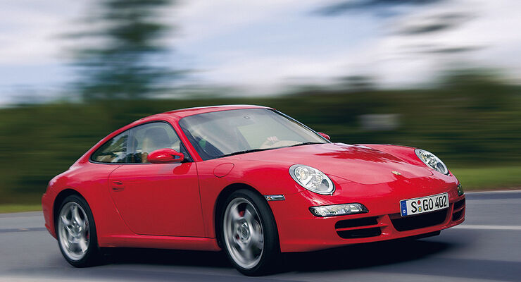 Porsche 911 997 1