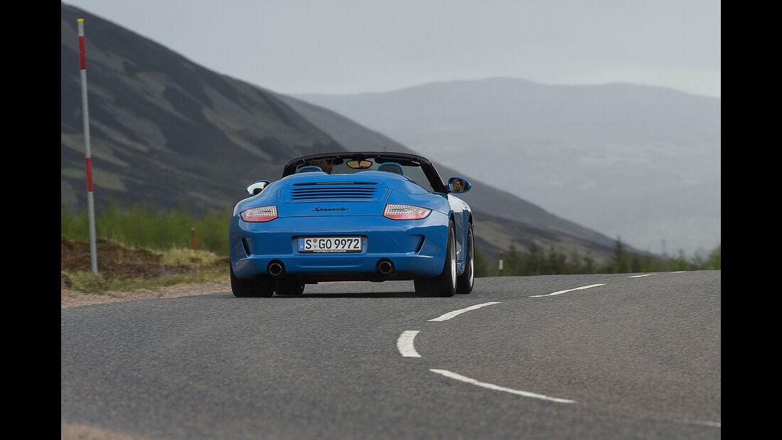 Porsche 911 997 Speedster