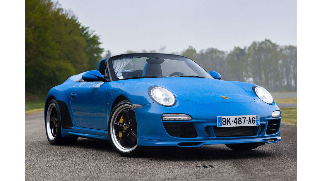 Porsche 911 997 Speedster (2011)