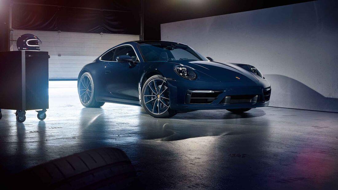Porsche 911 Belgian Legend Edition Jacky Ickx
