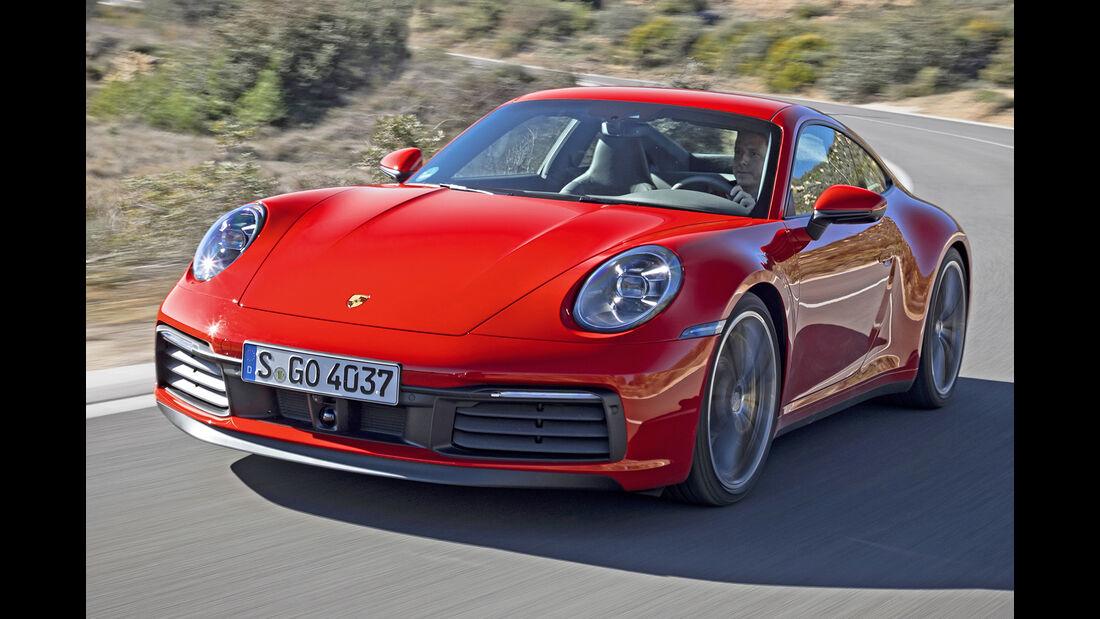 Porsche 911, Best Cars 2020, Kategorie G Sportwagen