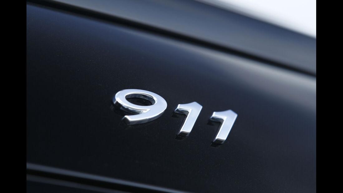 Porsche 911 Black Edition, Typenbezeichnung, 911