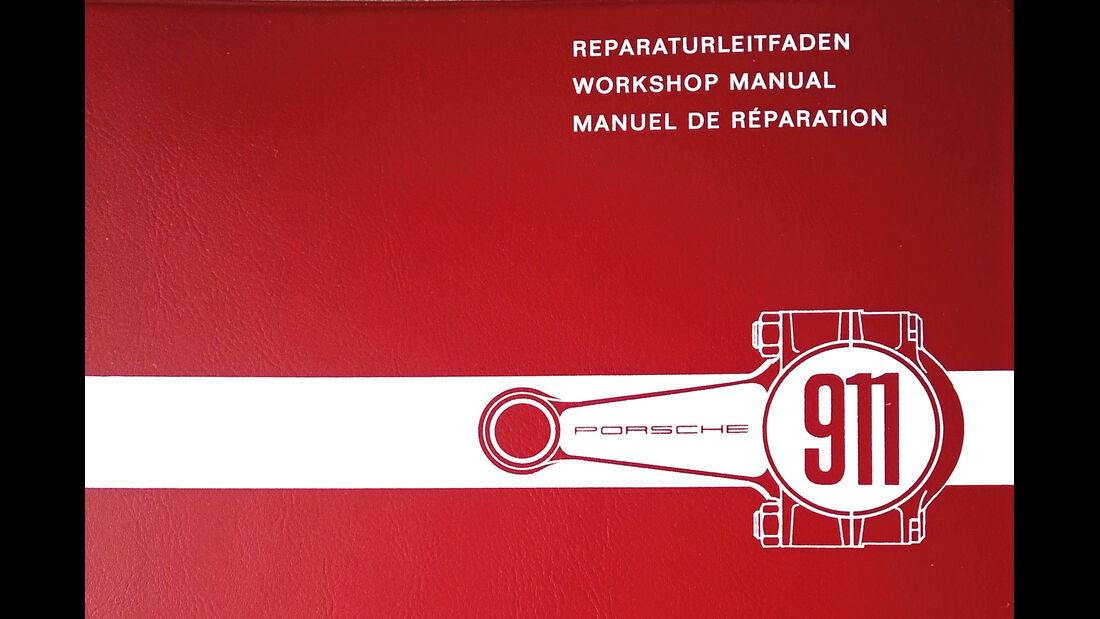 Porsche 911, Buch, Handbuch, Reperaturen