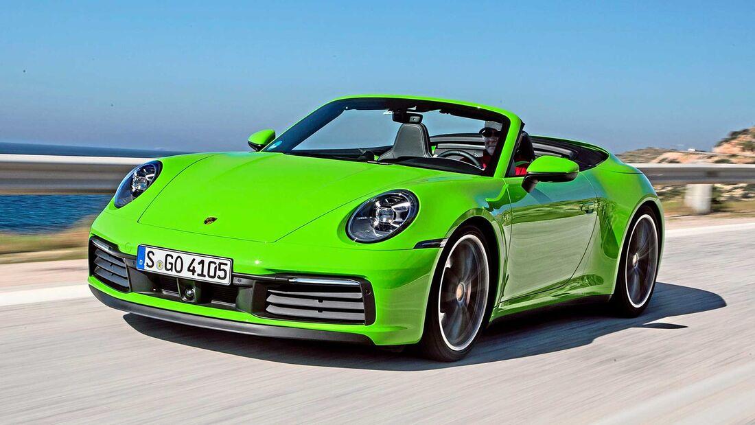 Porsche 911 Cabrio (992)