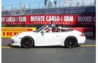 Porsche 911 Cabrio - GP Monaco 2011