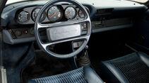 Porsche 911 Cabriolet, Cockpit, Lenkrad