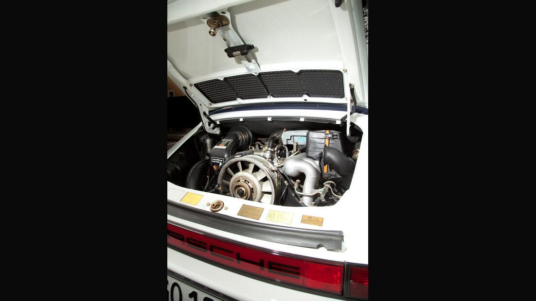 Porsche 911 Cabriolet, Motor