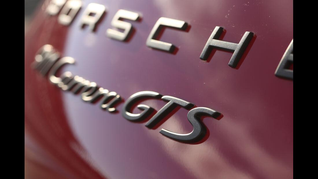 Porsche 911 Carerra GTS, Typenbezeichnung