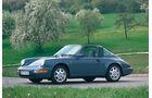 Porsche 911 Carrera 2, Seitenansicht