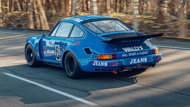 Porsche 911 Carrera 3.0 RSR Kremer (1975)