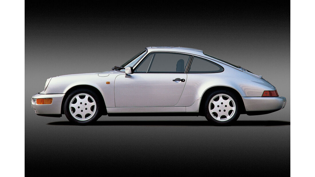 Porsche 911 Carrera 4 964 1988