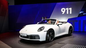 Porsche 911 Carrera 4, IAA 2019