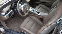 Porsche 911 Carrera 4S, Cockpit, Lenkrad