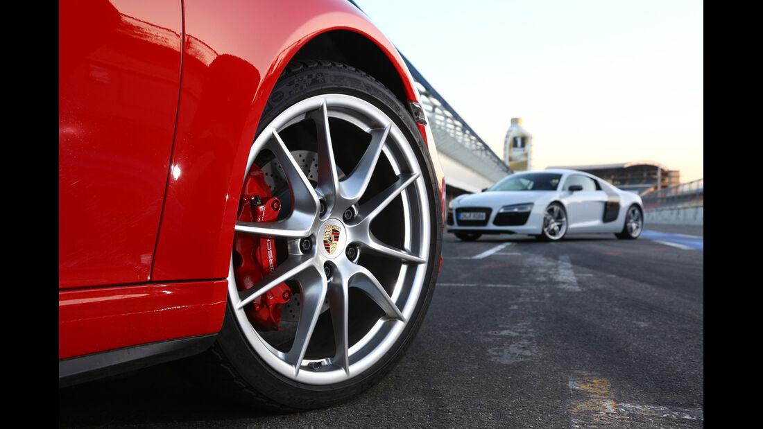 Porsche 911 Carrera 4S, Rad, Felge