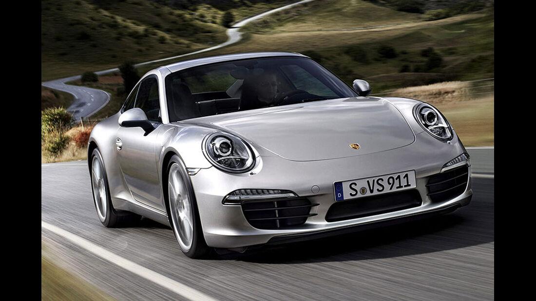 Porsche 911 Carrera 991