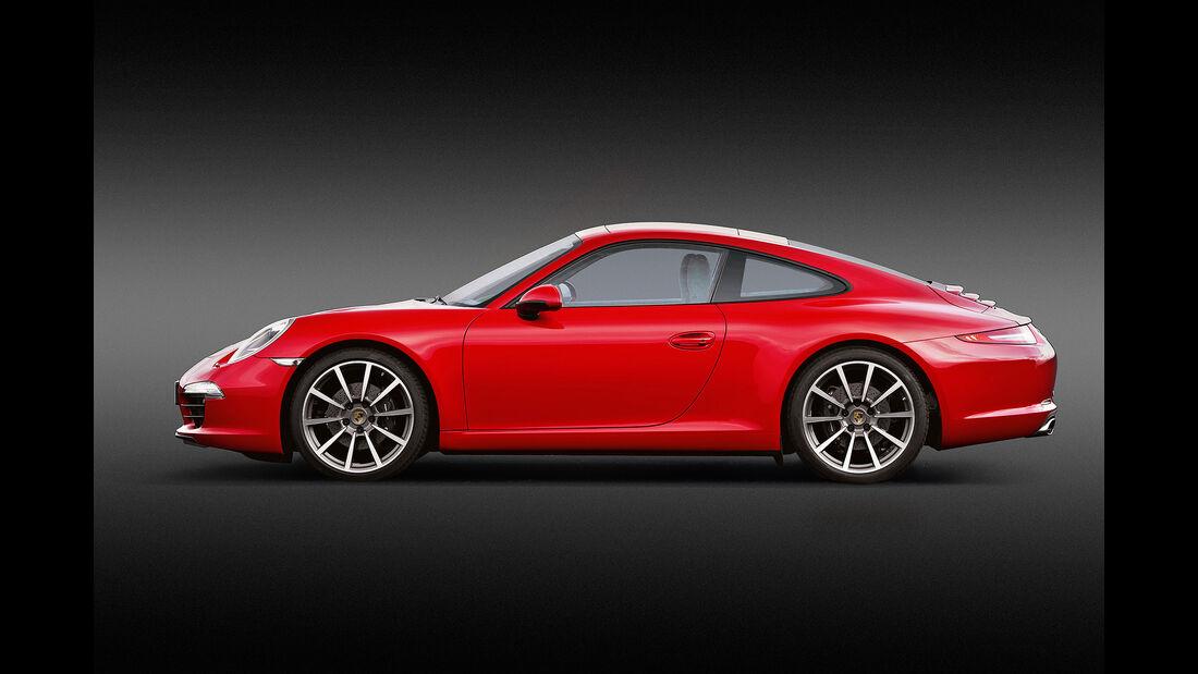 Porsche 911 Carrera 991 2011