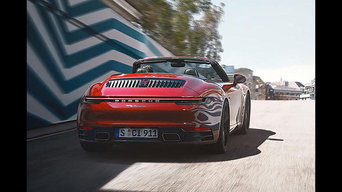 Porsche 911 Carrera 992