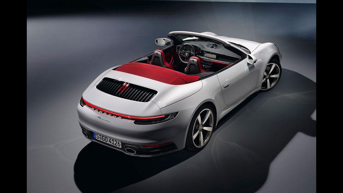 Porsche 911 Carrera 992 Cabriolet