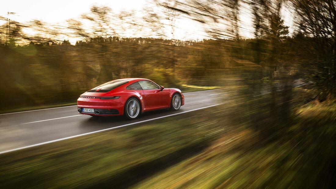 Porsche 911 Carrera, 992, Exterieur