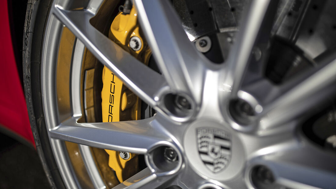 Porsche 911 Carrera, 992, Exterieur, Bremse