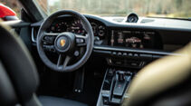 Porsche 911 Carrera, 992, Interieur, Cockpit
