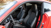 Porsche 911 Carrera, 992, Interieur