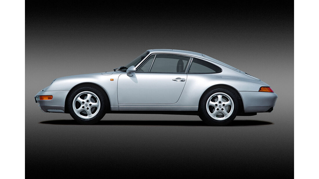 Porsche 911 Carrera 993 1993