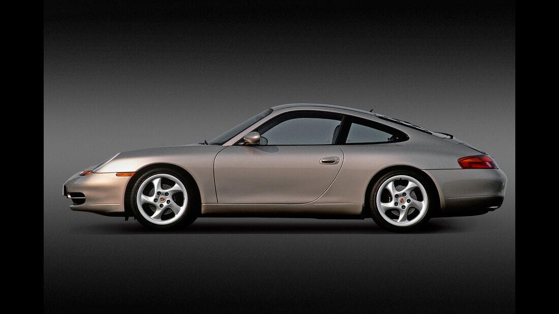 Porsche 911 Carrera 996 1997