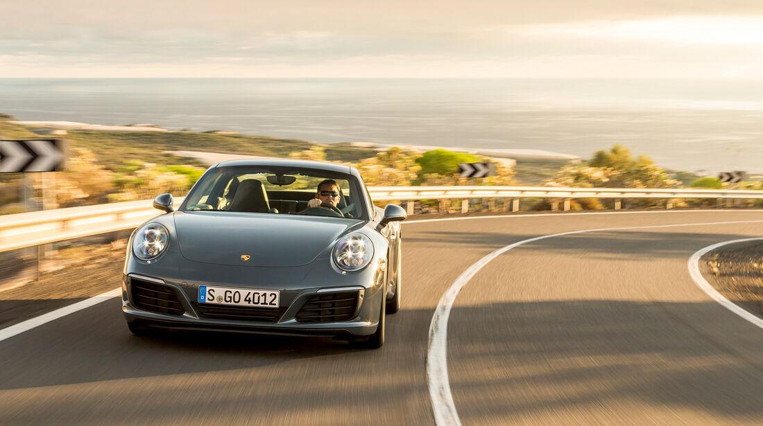 Porsche 911 Carrera Basismodell 991.2