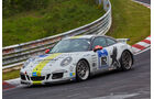 "Porsche 911 Carrera - Black Falcon Team TMD Friction - Startnummer: #162 - Bewerber/Fahrer: ""Philip"", Andre Kuhn, Christian Schmitz, Helmut Weber - Klasse: V6"