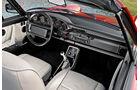 Porsche 911 Carrera Cabrio, Cockpit