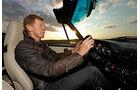 Porsche 911 Carrera Cabrio, Fahrer, Walter Röhrl