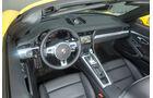 Porsche 911 Carrera Cabriolet, Cockpit