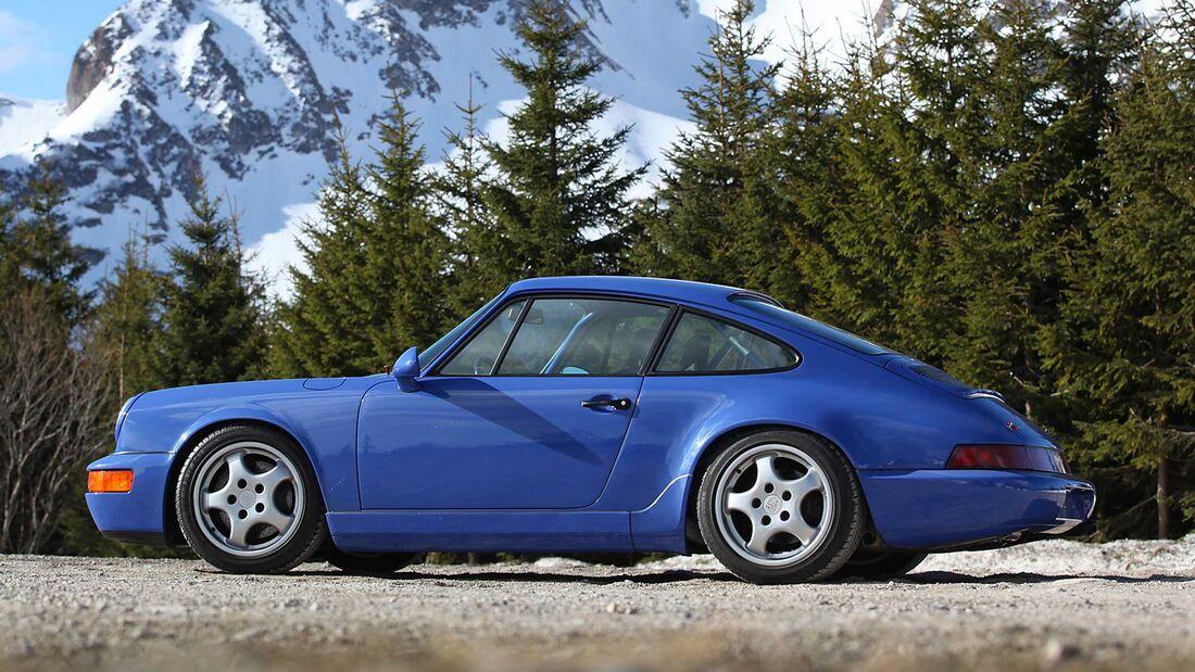 Porsche 911 Carrera Cup (1991)