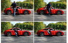 Porsche 911 Carrera, Einstieg