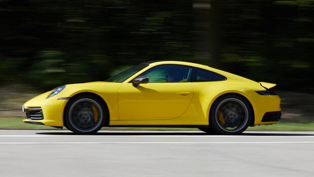 Porsche 911 Carrera, Exterieur
