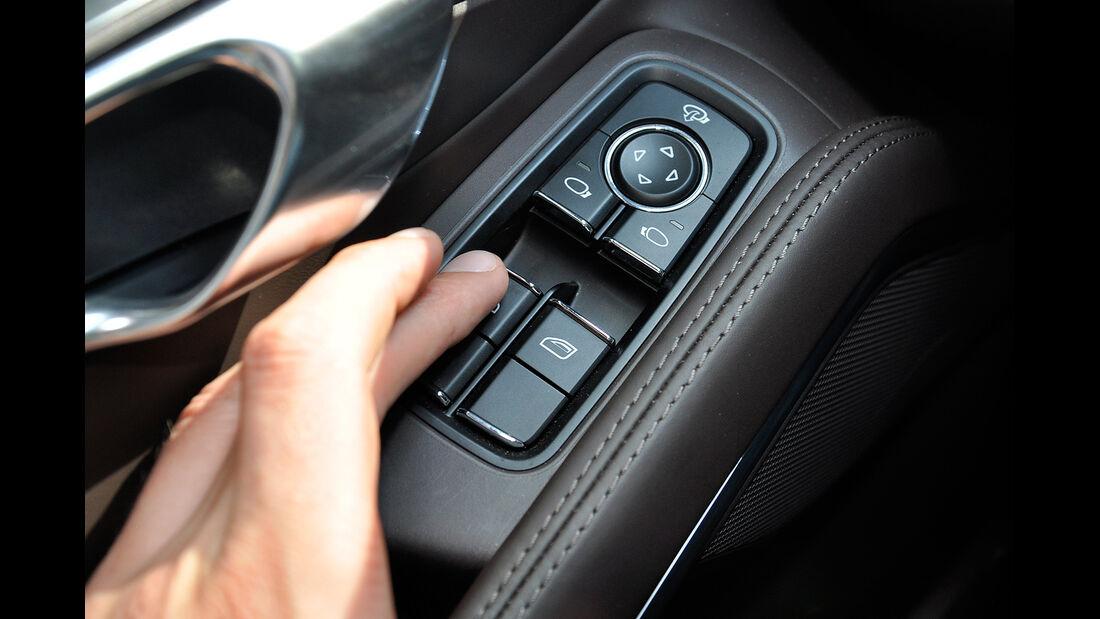 Porsche 911 Carrera, Fensterheber, Spiegelverstellung