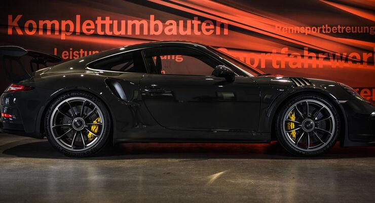 Porsche 911 Carrera GT3 RS von edo competition