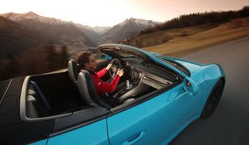 Porsche 911 Carrera GTS Cabrio, Impression