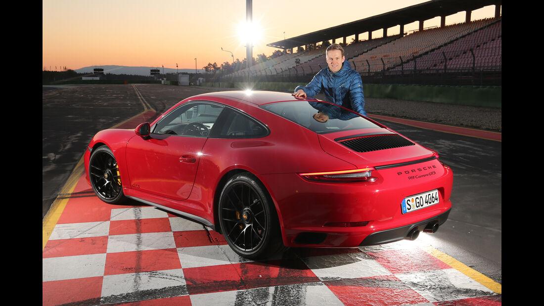 Porsche 911 Carrera GTS, Christian Gebhardt