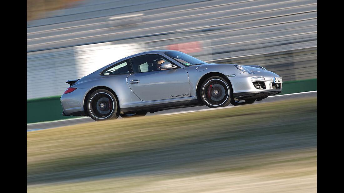 Porsche 911 Carrera GTS, Drift