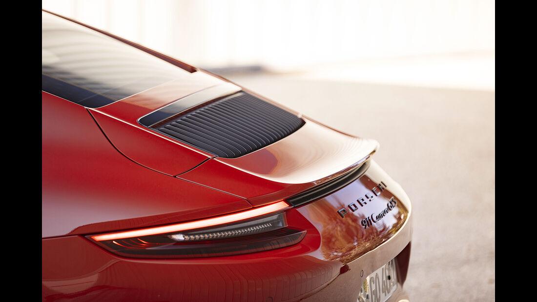 Porsche 911 Carrera GTS, Exterieur